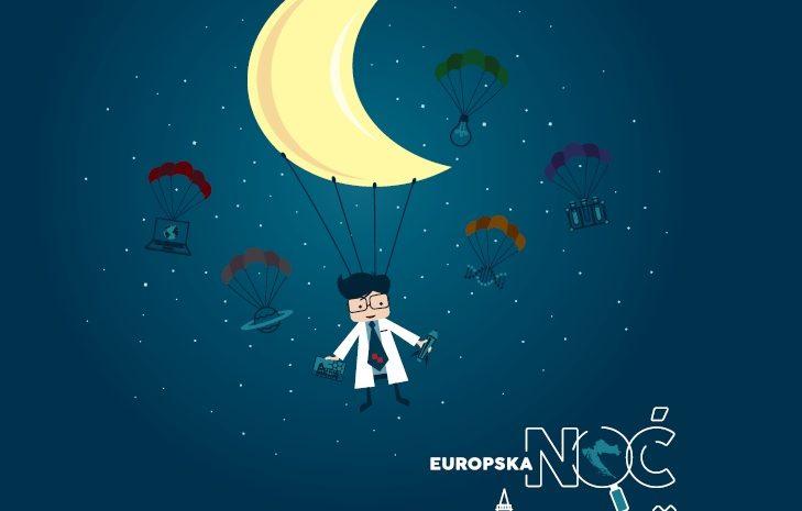 Najava Europske noći istraživača 2018.