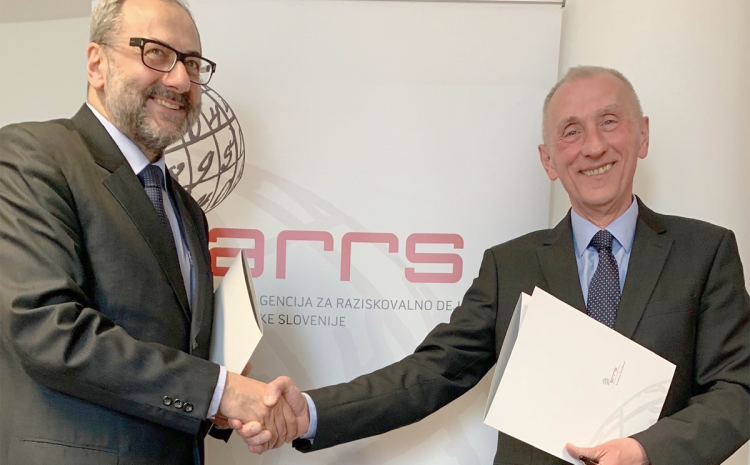 ARRS i HRZZ potpisali bilateralni sporazum o suradnji