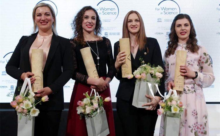 Doktorandice Hrvatske zaklade za znanost dobitnice su L'Oreal-UNESCO stipendija za 2019. godinu