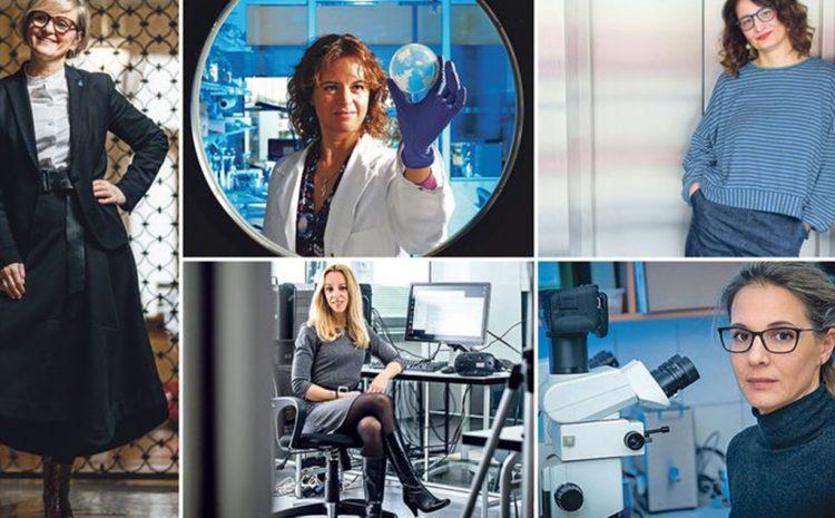 (Jutarnji list) Pet žena koje mijenjaju hrvatsku znanost