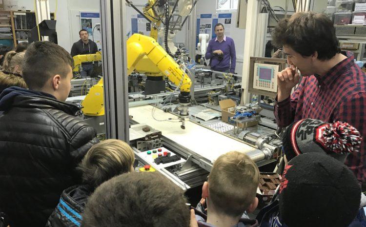 Profesionalne aspiracije prema STEM zanimanjima tijekom osnovne škole