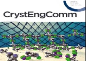 Članak Ruđerovih kemičara promoviran u posebnoj kolekciji časopisa CrystEngComm