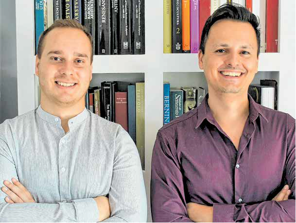 (Novi list) Intervju s izv. prof. dr. sc. Damirom Tulićem i asistentom Mariom Pintarićem