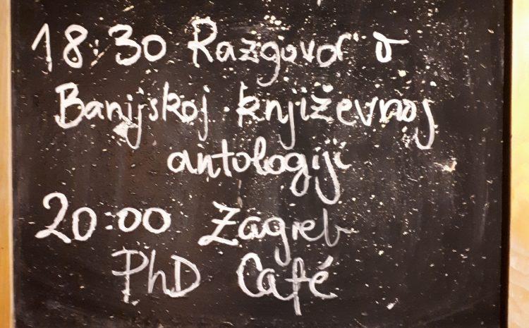 Održan Zagreb PhD Café #7