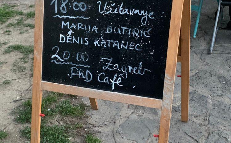 Održan Zagreb PhD Café #6