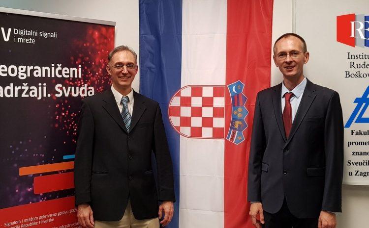 Uspostavljena prva komunikacija između Italije, Slovenije i Hrvatske uz pomoć kvantne tehnologije